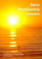 basic_discipleship_lessons