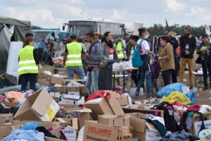 Refugees Hungary