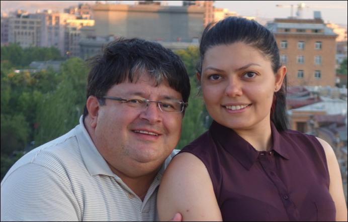 Trino and Anna Jara