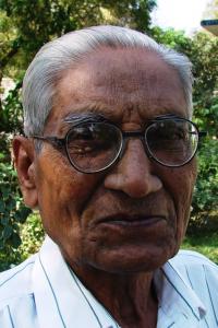 Gaikwad portrait