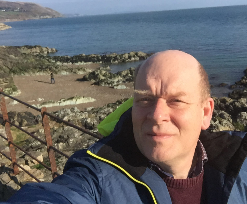 Regional director in Ireland