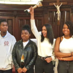 Youth quizzing ignites France District