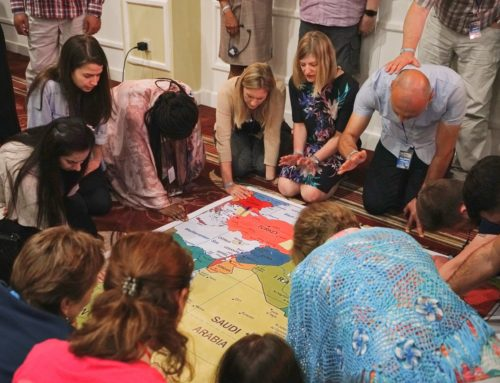 "Eurasian Nazarenes discover an ""Invisible World"" at Regional Conference"