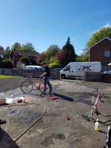 Repair unwanted bikes