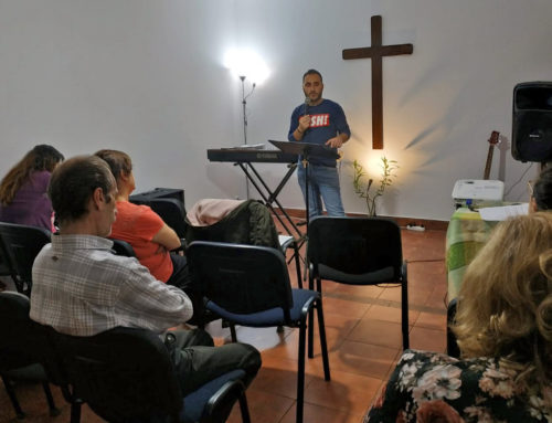 Arabic-speaking Nazarenes plant churches in Poland