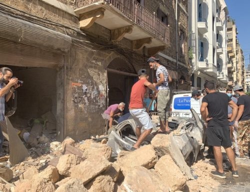 A Triple Crisis: Responding with Compassion in Lebanon
